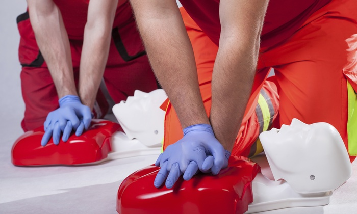 Golden Rule CPR Training Center - From $25 - Chicago | Groupon