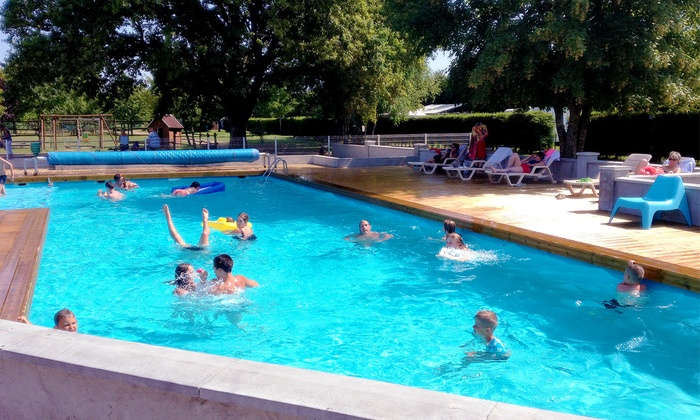camping avec piscine dans les ardennes groupon getaways