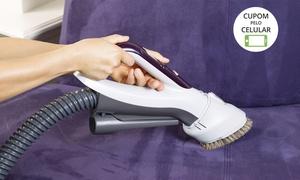 Arte Clean: Arte Clean: limpeza e higienização para sofáde até 3 lugares(opção comimpermeabilização)