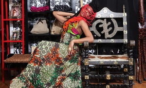 African Arts and Fashion Week DC: African Arts and Fashion Week DC at Embassy of Nigeria on Saturday, May 16 (Up to 53% Off)