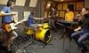 Affitto sala prove per musicisti