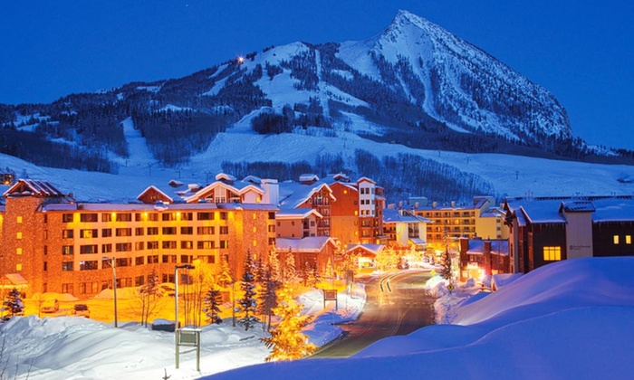 The Grand Lodge - Crested Butte, CO: Stay at The Grand Lodge in Crested Butte, CO. Dates into April.