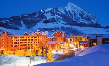 Stay at The Grand Lodge in Crested Butte, CO. Dates into April.