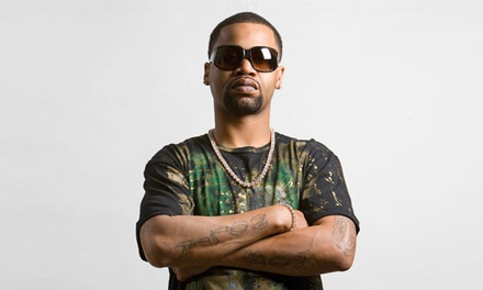 Juvenile and Mystikal at Arena Theatre Houston on Friday, March 6 (Up to 37% Off)
