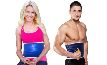 Steam Away Slimming Belt