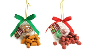 Chewy's Dog Treat Ornaments at Chewy's Dog Treat Ornaments, plus 9.0% Cash Back from Ebates.
