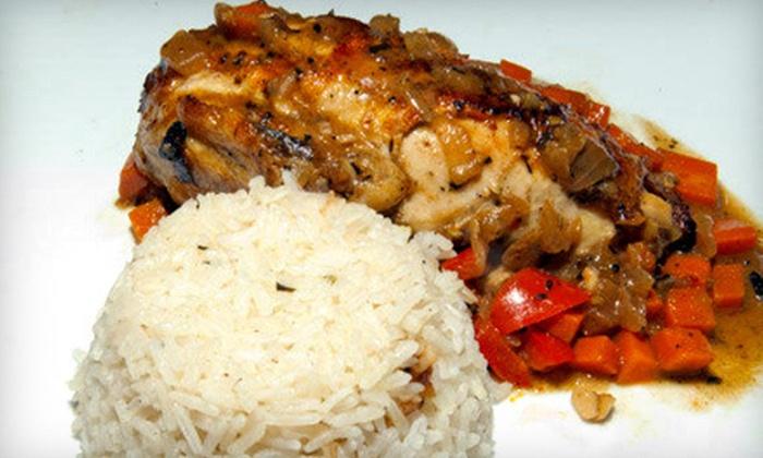 Ponty Bistro - Ponty Bistro Gramercy: $30 Worth of African-European Fusion Cuisine