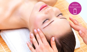 Four Leaf Beauty Massage: Facial or Massage - 30 Minutes ($29) or One Hour ($59) at Four Leaf Beauty Massage, Braddon (Up to $120 Value)