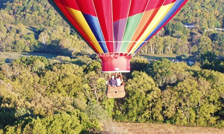 $175 for a BYOB Hot Air Balloon Ride for One from Dream Flights USA ($357 Value)