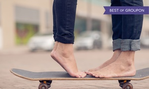 West Coast Foot Laser: Laser Toenail-Fungus Removal for 1, 2, or 3 Toes, or One Full Foot at West Coast Foot Laser (Up to 61% Off)