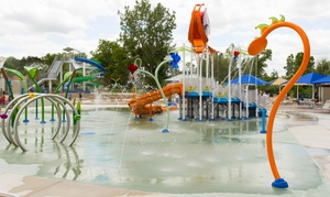 Independence Lake Blue Heron Bay Spray Park: Admission for Two or Four at Independence Lake Blue Heron Bay Spray Park (30% Off)