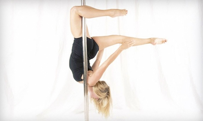 Fitness With A Twist - Greensburg - Greensburg: $39 for Five Pole-Dancing Classes at Fitness With A Twist (Up to $100 Value)