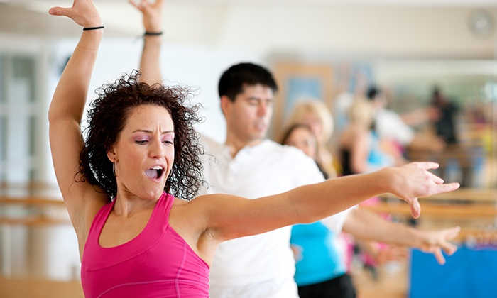 G-Step Fitness - Livonia: 10 or 20 Zumba Classes at G-Step Fitness (Up to 62% Off)