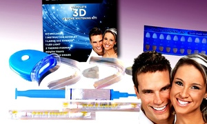 Denta White Teeth-Whitening Kit at Denta White 3-D At-Home Teeth-Whitening Kit, plus 6.0% Cash Back from Ebates.