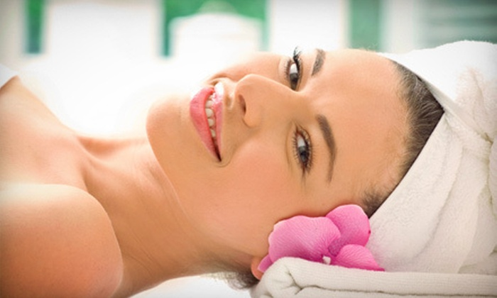 Cindi Collins at Salon Murazo - Camarillo: One, Three, or Six Mini-Microderm Facials with Chocolate Masks from Cindi Collins at Salon Murazo (Up to 65% Off)