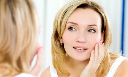 Facial with Microdermabrasion or Pigment-Reduction Enzymes at Perceptions Image Boutique & Skin (Up to 54% Off)