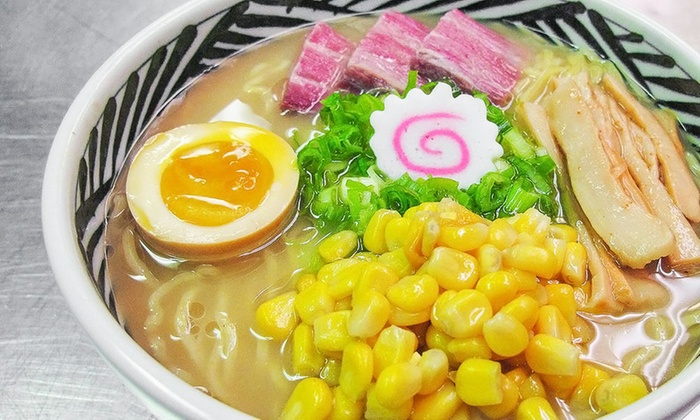 Soul Ramen - New York: Two or Four Bowls of Ramen and Drinks at Soul Ramen (Up to 48% Off)