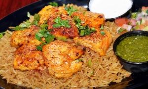 Rania's Kabob Grill: Mediterranean and Afghan Food at Rania's Kabob Grill (45% Off).