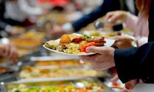 Caffè degli Angeli: Apericena con buffet illimitato, degustazione di tiramisù artigianale e drink da Caffè degli Angeli (sconto fino a 65%)