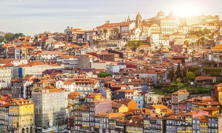 Oporto: 2 o 3 noches para 3 con desayuno, crucero, entradas a Recinto da Boeira y cata de vinos, Oporto Gaia Park Hotel