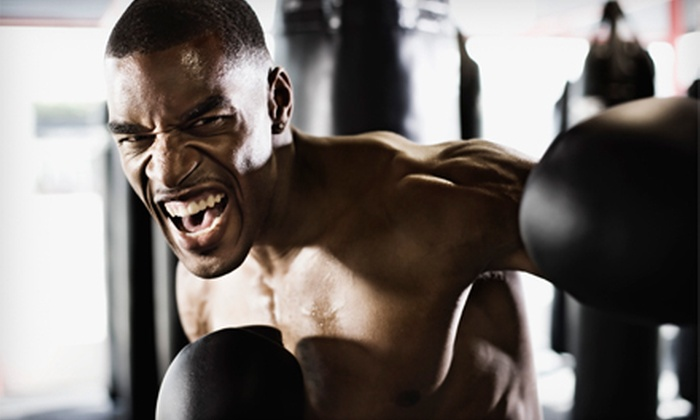 INFighting Shape - Flatiron District: Five Boxing Classes, or One or Two Months of Unlimited Boxing Classes at InFighting Shape (Up to 85% Off)