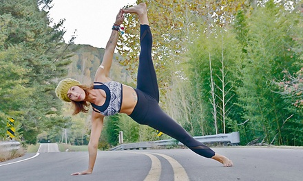 $49 for 10 Fitness and Yoga Classes at FreeBird ($125 Value)