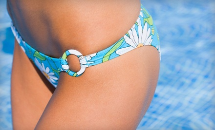 One or Three Brazilian Waxes at La Paz Day Spa & Salon (Up to 56% Off)