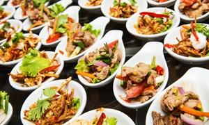 Metro Detroit Taste Fest: Two VIP or General Admission Tickets to Metro Detroit Taste Fest from The Social Connection (Up to 27% Off)
