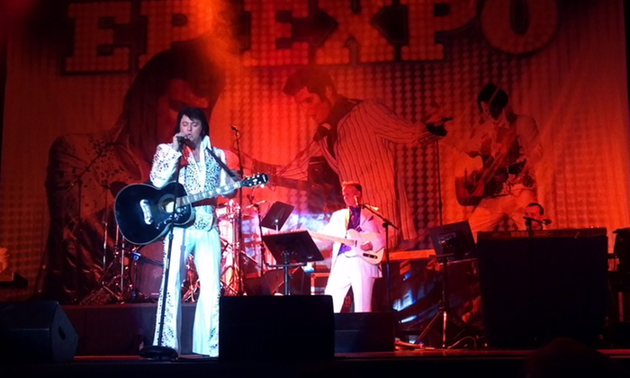 Believe The Magic A Tribute To Elvis - Arizona Event Center: Believe The Magic: A Tribute To Elvis at Arizona Event Center on Saturday, August 15 (Up to 65% Off)