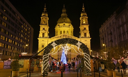 ✈ Mystery Christmas Markets: 2 to 4 Nights with Return Flights at Choice of Hotels*