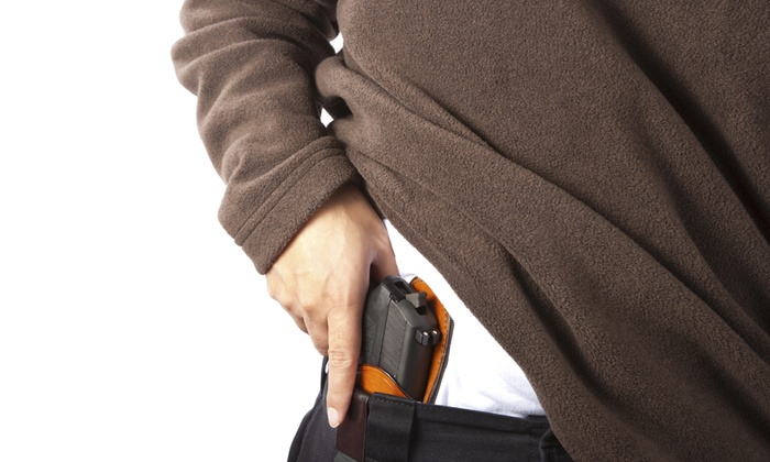 Charlie's Armory - Miami: $48 for a Two-Hour Concealed-Weapons Course at Charlie's Armory ($75 Value)