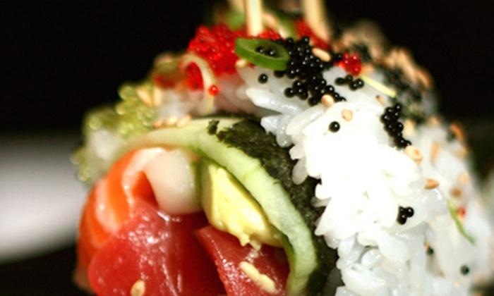 Kanpai Japanese Restaurant - North Rosslyn: $15 for $30 Worth of Japanese Food at Kanpai Japanese Restaurant