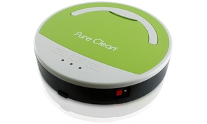 Pure Clean Smart Robot Vacuum Cleaner at Pure Clean Smart Robot Vacuum Cleaner, plus 9.0% Cash Back from Ebates.