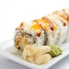 40% Off Sushi and Japanese Food