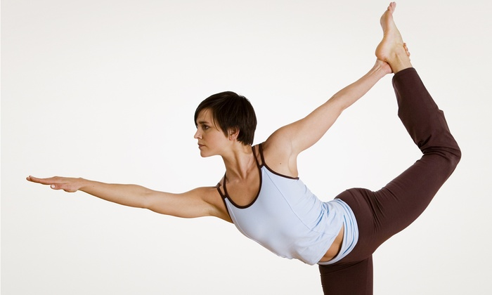 Bikram Yoga Stoughton - Stoughton: 10 Hot-Yoga Classes or One Month of Unlimited Yoga Classes at Bikram Yoga Stoughton (Up to 67% Off)
