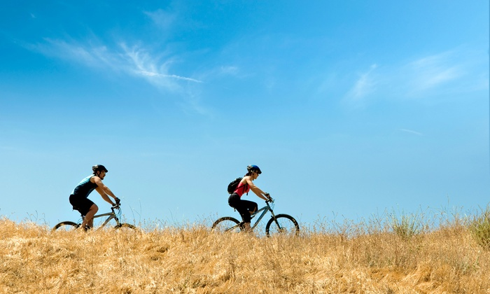 Lakeshore Bike - Lakeshore Bike: Half- or Full-Day Bike Rental for Two from Lakeshore Bike (Up to 68% Off)