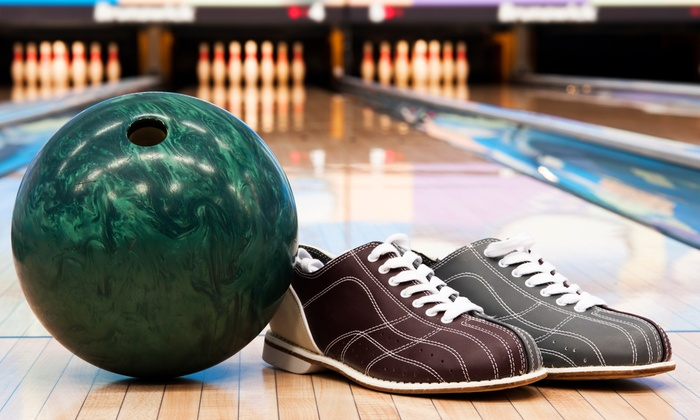 Hollywood Bowl - Hollywood: 90 Minutes of Bowling and Shoe Rental for Two or Five at Hollywood Bowl (Up to 69% Off)