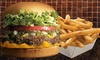 Fatburger - Canada (Old Acct) DUPE: Fatburgers and Fries for Two or Four at Fatburger (Up to 44% Off)