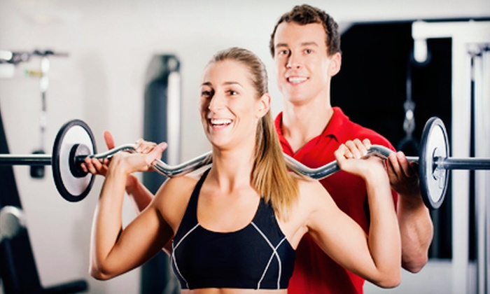 Eric Shaw Certified Personal Trainer - Irondequoit: Four or Eight Personal-Training Sessions from Eric Shaw Personal Trainer at Boundaries Gym (Up to 75% Off)