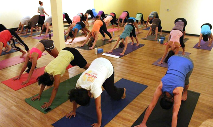 Cary Flow Yoga - Cary: Five or One Month of Unlimited Yoga Classes at Cary Flow Yoga (49% Off)
