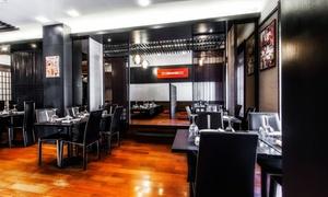 Ginza One (Roma): Ginza One - Cena con 50 pezzi di sushi in zona San Giovanni (sconto 72%)
