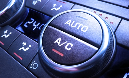 $25 for Full AC System Recharge from Done Right Automotive LLC ($50 value)
