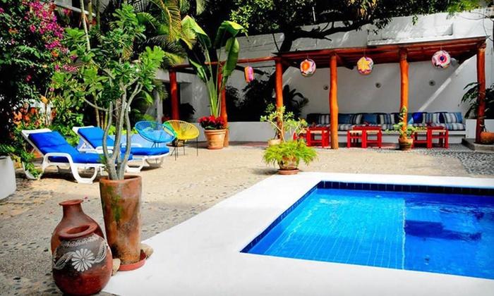 Villa Mercedes Petit Hotel - Phoenix: Three- or Four-Night Stay at Villa Mercedes Petit Hotel in Puerto Vallarta, Mexico