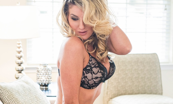 "Nikki Riley Photography - Multiple Locations: $39 for 60-Minute Boudoir Shoot with Hairstyling, Web Gallery, and 8""x10"" Print at Nikki Riley Photography ($160 Value)"