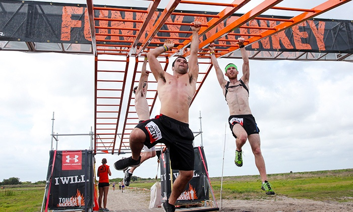 Tough Mudder - Bouckaert Farm: Admission to Tough Mudder Atlanta Extreme Obstacle Race on Saturday, May 2 ($42.76 Off)