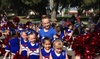 Remix All Stars Cheer And Dance - Multiple Locations: One Week of Cheerleading Classes at Remix All Stars Cheer And Dance (46% Off)