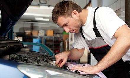 Tagliando per auto e cambio olio