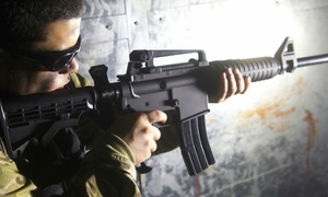 iCombat Bournemouth: 90-Minute Laser Combat Session for One, Two or 12 People at iCombat Bournemouth (Up to 67% Off)