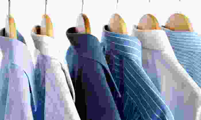 Storchak Cleaners - Multiple Locations: Dry Cleaning at Storchak Cleaners (Up to 60% Off). Two Options Available.