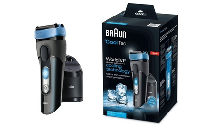 Braun CoolTec Shaver